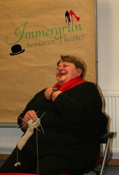 Theater spielen bringt das Lachen wieder ins Leben