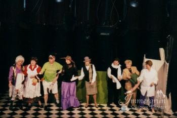Die erste Seniorentheatergruppe in Frechen war geboren!